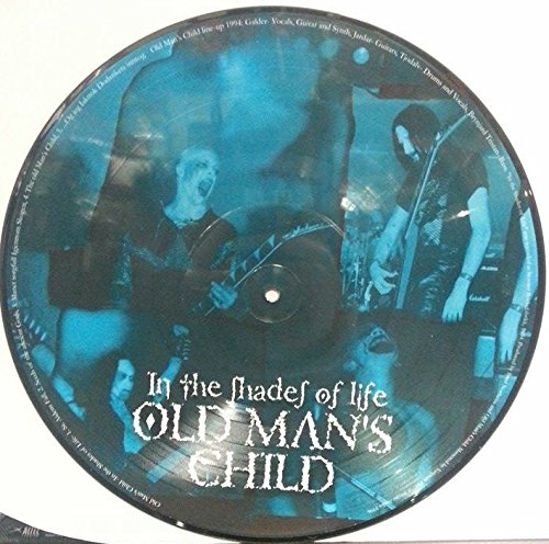 In the shades of life-Old man's Child/Devil's Path-Dimmu Borgir (Picture Disc)