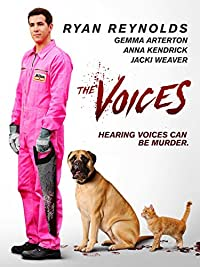 The Voices (2015 / HD) New In Theaters |Comedy | Crime * Ryan Reynolds