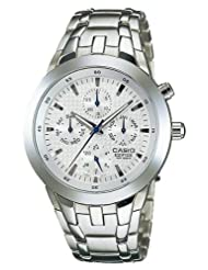 Casio Edifice Multi Dials EF-312D-7AVDR (ED153) Men's Personalized Watch