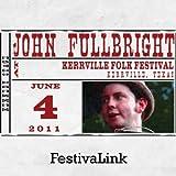 FestivaLink presents John Fullbright at Kerrville Folk Festival, TX 6/4/11