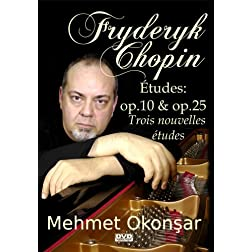 Chopin-Etudes (the DVD - NTSC)