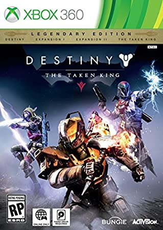 Destiny: The Taken King Legendary Edition - Xbox 360