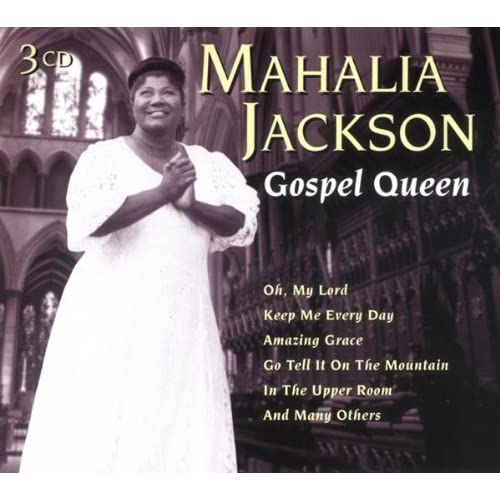 Gospel-Queen-Mahalia-Jackson-Audio-CD