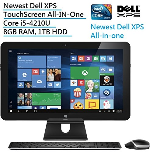 Newest Dell XPS 18.4