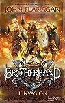 Brotherband, tome 2 : L'Invasion par Flanagan