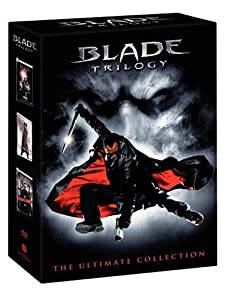 """Cover of """"The Blade Trilogy (Blade/ Blade..."""