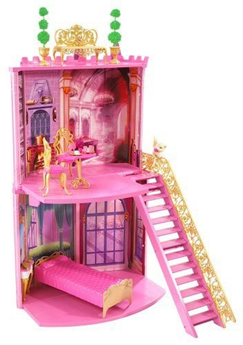 Mattel - Barbie R0829-0 - Musketier Schloss