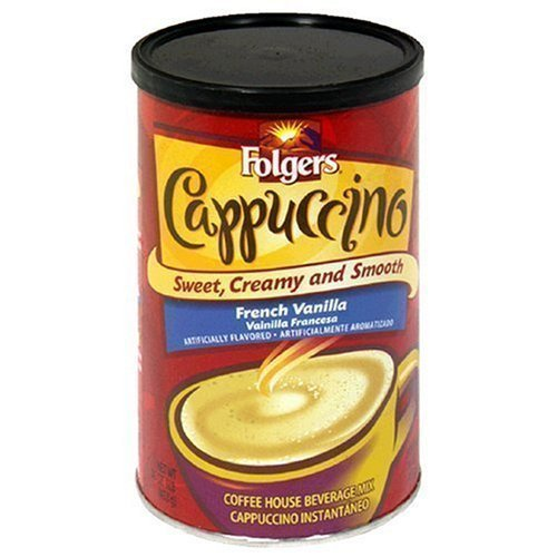 folgers-cappuccino-french-vanilla-beverage-mix-16-ounce-canisters-pack-of-6-by-folgers