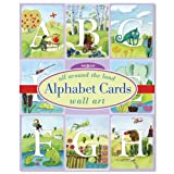 Alphabet Card Wall Art - All Around the Land