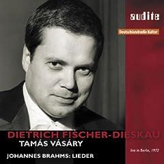 Dietrich Fischer-Dieskau Sings Brahms