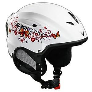 Black Canyon Graffiti Womens Ski Helmet