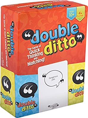 Double Ditto Family Party Board Game For 2015 by Inspiration Play