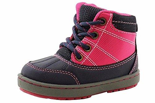 OshKosh B'Gosh Liam2 G Backpacking Boots (Toddler/Little Kid),Navy,7 M US Toddler