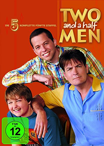 Two and a Half Men: Mein cooler Onkel Charlie - Die komplette fünfte / 5 Staffel [3 DVDs]