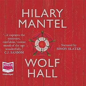 Wolf Hall Audiobook