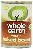 Organic Whole Earth Baked Beans 400g (Pack of 12)