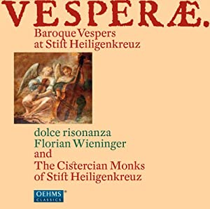 Vesperae: Baroque Vespers at S