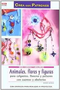 Animales, Flores y Figuras Crea con Patrones para
