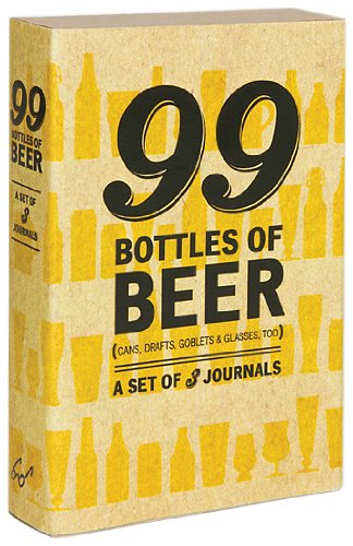 99 Bottles of Beer Journal Set by Dave Selden