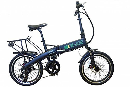 Best Buy! 2015 e-JOE Epik Sport Edition SE Folding Electric Bike
