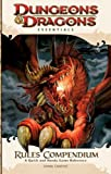 Rules Compendium: An Essential Dungeons & Dragons Compendium (4th Edition D&D)