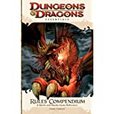 Rules Compendium: An Essential Dungeons & Dragons Compendium (4th Edition D&d)by Jeremy Crawford