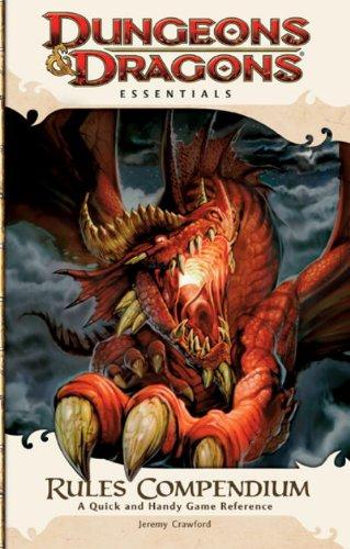 Rules Compendium: An Essential Dungeons & Dragons Compendium