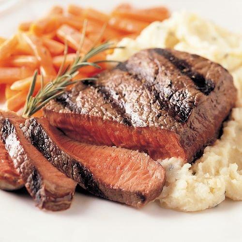 Omaha Steaks 4 (4 oz.) Top Sirloins