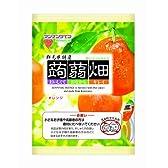 マンナンライフ 蒟蒻畑オレンジ味 (25g×12個)×12袋