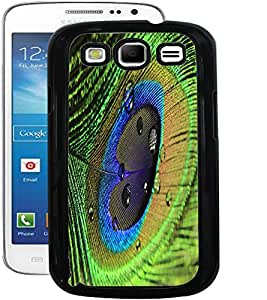 ColourCraft Peacock Feather Design Back Case Cover for SAMSUNG GALAXY S3 NEO I9300I