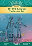 img - for 20,000 Leagues Under the Sea (Calico Illustrated Classics Set 3) book / textbook / text book