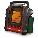 Mr. Heater F232000 MH9BX Buddy 4,000-9,000-BTU Indoor-Safe Portable Radiant Heater ~ Mr. Heater