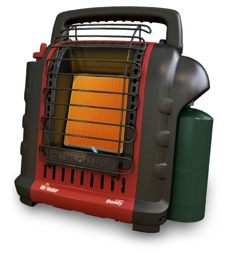 Mr. Heater F232000 MH9BX Buddy 4,000-9,000-BTU Indoor-Risk-free Portable Radiant Heater