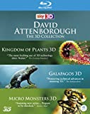 David Attenborough: The 3D Collection (Blu-ray 3D) [Edizione: Regno Unito]