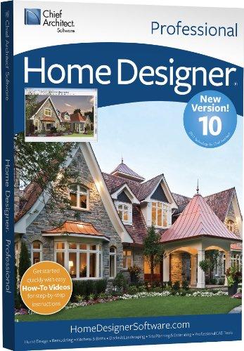 Chief Architect Home Designer Pro 10