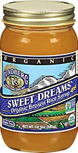 Lundberg Organic Sweet Dreams Brown Rice Syrup -- 21 fl oz