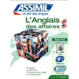 Anglais des affaires :  livre + 4 CD Audio + 1 CD mp3par Claude Chapuis
