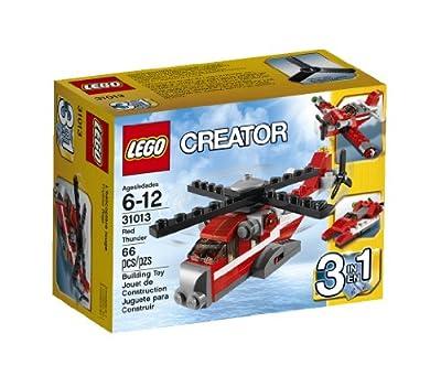 LEGO Creator 31013 Red Thunder by LEGO Creator