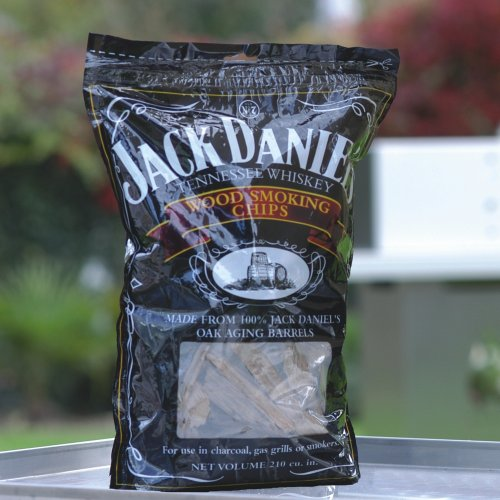 Original JACK DANIEL'S Wood Smoking Chips, Grill-Flavor,