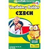 Vocabulary Builder - Czech. CD-ROMby EuroTalk