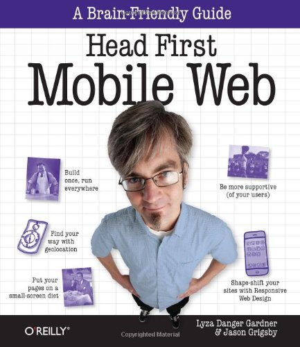 Head First Mobile Web  1449302661 pdf