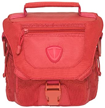 Tenba 637-254 Shoulder Bag Small, Red