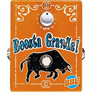 Great Deal on the BBE Boosta Grande 20db Clean Boost at Amazon