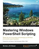 Mastering PowerShell Front Cover