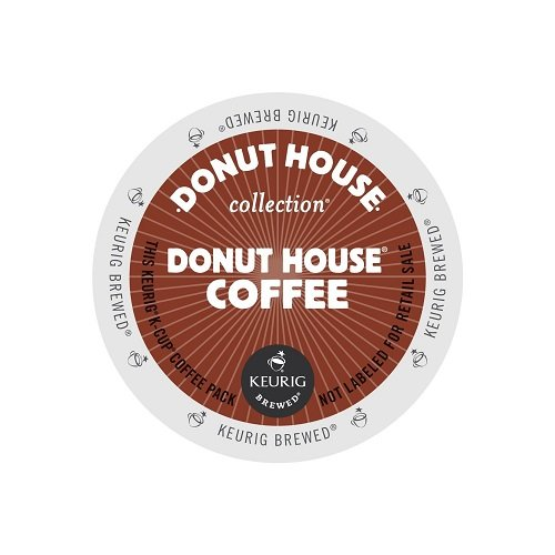 Donut House Collection Green Mountain Coffee Light Roast Coffee, K-Cup Portion Count for Keurig K-Cup Brewers, 24-Count (Keurig Coffee Regular compare prices)