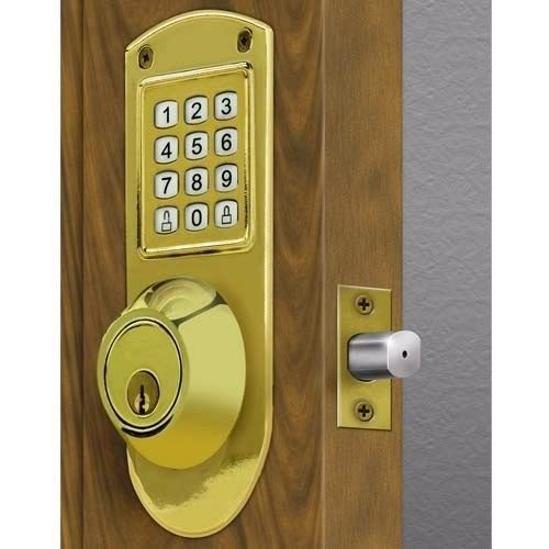 Electronic Deadbolt Lock