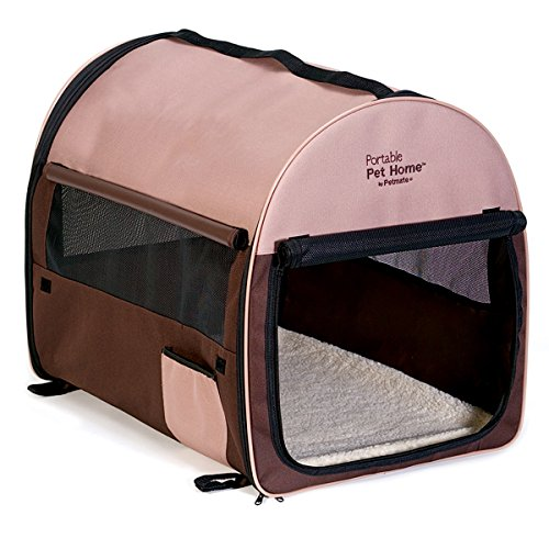 Portable Pet Home Soft Pet Carrier - Small Dog Dogs Cat Cats Carriers Airport Approved Air Travel