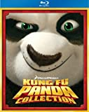 51FpIxyyzmL. SL160  Kung Fu Panda Two Disc Blu ray Boxed Set (Kung Fu Panda / Kung Fu Panda 2 / Secrets of the Masters)