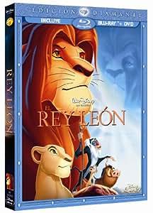 El Rey León (Edición Diamante) [Blu-ray]