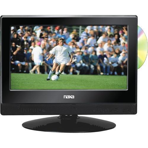 "Naxa 13.3"" 12V Led Ac/Dc 1080I Hd Atsc Dtv With Dvd Player"